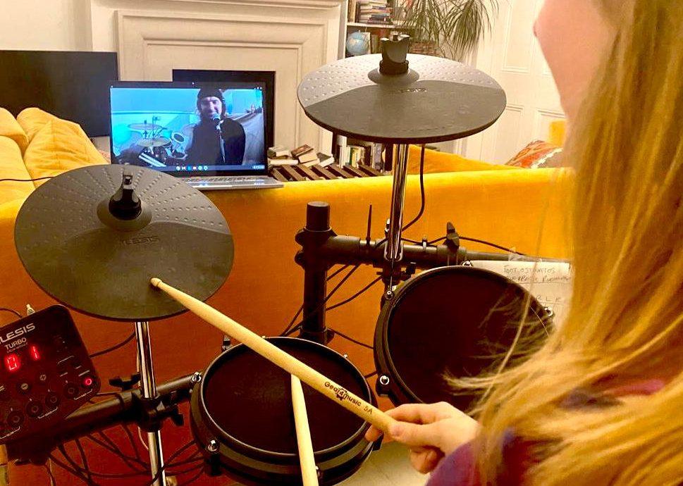 Online Drum Courses