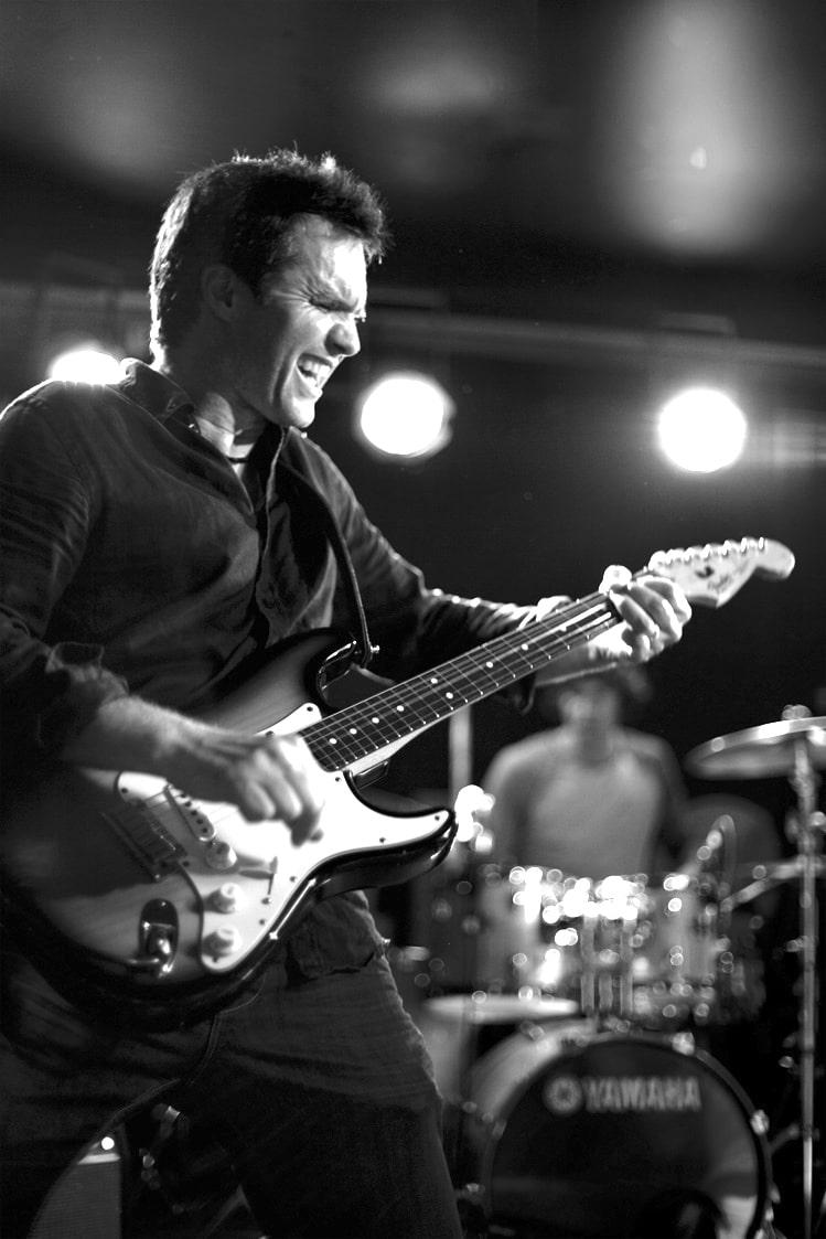 Pete Friesen Online Guitar Teacher
